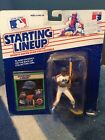 1989 Darryl Strawberry Starting Lineup SLU Sports Figure NY METS New In Package
