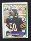 Mike Singletary Cards, Rookie Cards and Autographed Memorabilia Guide 12