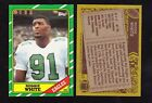 1986 Topps Football Cards 7