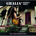 Let The Demons Out Ghalia & Mamas Boys Audio CD