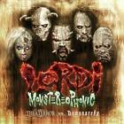 2016 LORDI Monstereophonic Theaterror vs CD Demonarchy