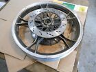 Suzuki 850 GS850 GS 850 GS850L 1982 82 front wheel rim brake disc rotor 1.85x19