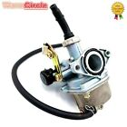 19MM CARBY CARBURETTOR CARBURATOR UNIVERSAL CHINESE ATV 110 CC 90 CC 50 CC