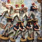 1995 1996 1998 Starting Lineup Will Clark Texas Rangers 10 Figure Wholesale Lot