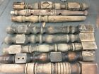 LOT #2 WOODEN TABLE/CHAIR LEGS ANTIQUE ARCHITECTURAL SALVAGE FARMHOUSE REP