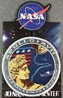 NASA APOLLO 17 MISSION PATCH Official Authentic SPACE 42in USA