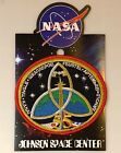 NASA EXPEDITION 55 MISSION PATCH Official Authentic SPACE 425in Made in USA