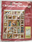 Vintage Bucilla Nativity Jeweled Christmas Advent Calendar Kit 2847