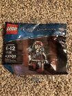 NEW - LEGO Jack Sparrow Pirates of the Caribbean Minifigure 30132