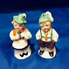 OCCUPIED GERMANY Vintage 19 Salt  Peppers MR  MRS