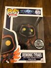 2015 SDCC Funko Pop Demonic Tyrael #61 - Exclusive Blizzard Limited With Box