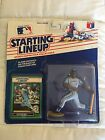 1989 Kenner Starting Lineup SLU Baseball, George Bell, Toronto Blue Jays, MLB