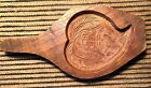 Antique Hand Carved Wooden Candy/Cookie/Cake Mold (7416), Circa Late of 1800