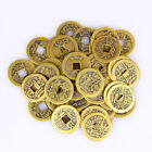 10Pcs Chinese Ancient Coins Antique Wealth Money Collectibles Craft Decor Gift