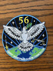 Official NASA ISS Expedition 56 Embroidered Mission Patch A B Emblem 289528