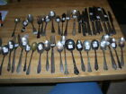 (R) Lot #63 Vintage Silverplate Flatware Mixed Brands