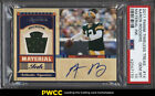 2011 Panini Timeless Treasures Ink Aaron Rodgers AUTO PATCH 12 15 PSA 10 (PWCC)