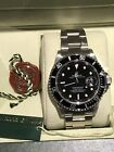 2006 Rolex Submariner Date SERIAL ENGRAVED 16610 T Stainless Watch