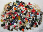 VINTAGE BUTTONS/ GLASS METAL +