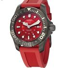 Victorinox Swiss Army Dive Master 500 Automatic  241577 Men's Watch Red  NEW
