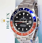 Rolex GMT-Master II Stainless Steel
