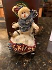 Boyds Bears & Friends Collection, Style #25653: Lars...Ski, Ski, Ski
