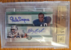 2007 TOPPS CO-SIGNERS AUTO GALE SAYERS BARRY SANDERS 20 BGS 9.5 10 Rare