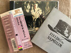 Fields Of The Nephilim _Elizium_ JAPANESE CD + Obi + Unique booklet !! MEGA RARE