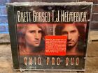 Quid Pro Quo ~ Brett Garsed / T.J. Helmerich CD NEW Sealed