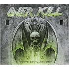 WHITE DEVIL ARMORY (LIMITED EDITION) OVERKILL CD