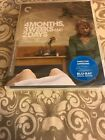 4 MONTHS 3 WEEKS AND 2 DAYS CRITERION COLLECTION Blu Ray NEW