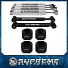 For 93 98 Grand Cherokee ZJ 3 Lift Kit +Shocks + Adjustable Lower Control Arms