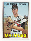 Jim Palmer Cards, Rookie Cards and Autographed Memorabilia Guide 6