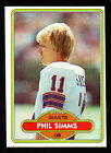 Phil Simms Cards, Rookie Card and Autographed Memorabilia Guide 18