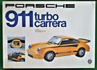 Entex 1/12 Scale Porsche 911 Turbo Carrera- 1980s Release NEW