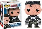 Funko Pop Marvel: Crossbones Unmasked Exclusive Vinyl Figure