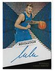 2018-19 Panini Revolution Basketball Luka Doncic Rookie on card autograph SSP