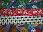 SPORTS games playtime BTY Cotton quilt FABRIC You Pick READ LISTING for INFO