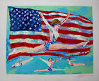 15 Amazing LeRoy Neiman Sports Paintings 23