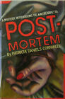 Mystery Cornwell Patricia Postmortem Inscribed Edgar Award 1st ed Signed