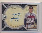 2018 Topps Museum Collection Baseball Cards 9