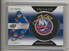 John Tavares Cards, Rookies Cards and Autographed Memorabilia Guide 13