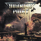 BURNING POINT The Blaze CD +1 Bonus Track; Melodic Metal