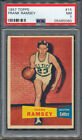 1957-58 Topps Basketball Cards 50
