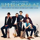 Summer Horns II - From A to Z Dave Koz and Friends Audio CD