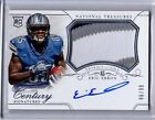 2014 Panini National Treasures Football Rookie Patch Autographs Gallery 44
