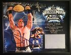 John Cena Cards, Autograph and Memorabilia Guide 33