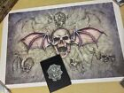 AVENGED SEVENFOLD- Nightmare CD ( Special Limited Edition ) with Lithography,