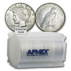 SPECIAL PRICE 1922 1935 Peace Silver Dollars VG XF 20 Count Roll Random