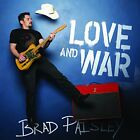 Love And War (Signed CD) Brad Paisley CD